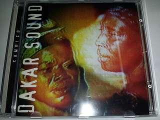 Music CD: Various–Dakar Sound Sampler -2
