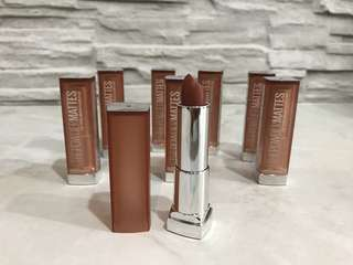 Maybelline Powder Mattes Toasted Brown