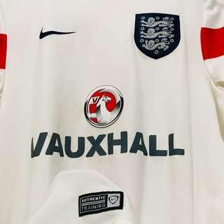 Original Jersey England #mausupreme