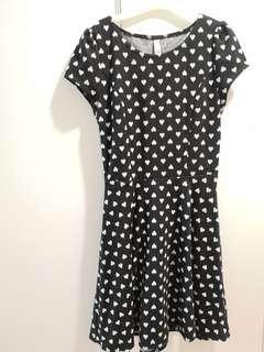 Henry Holland polka dress