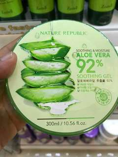 Natures Republic Aloe Gel Moisturizer