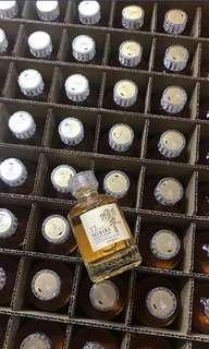 已停止生產,絕版響12年威士忌酒辦50ml,每支
