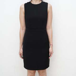 Pomelo - Piston Sheath Dress - Size S