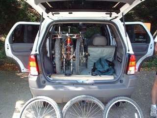 24 Hours VAN Bicycle Transport / Transportation ----->  Bicycle Recovery Services  (Island Wide)