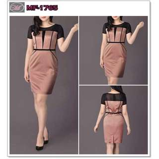 CODE: MF-1765 Lace Casual Dress