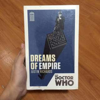 DOCTOR WHO 50TH ANNIVERSARY VOLUME 2: DREAMS OF EMPIRE