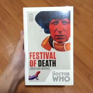 DOCTOR WHO 50TH ANNIVERSARY VOLUME 4: FESTIVAL OF DEATH