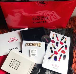 (VIP限定)CHANEL COCO Game Center VIP gift set
