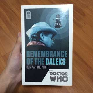DOCTOR WHO 50TH ANNIVERSARY VOLUME 7: REMEMBRANCE OF THE DALEKS