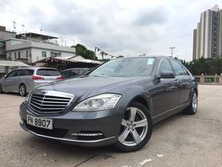 MERCEDES-BENZ S350L FACELIFT2010