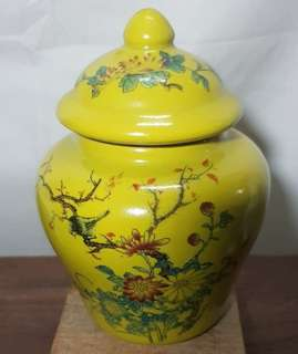 Antique Chinese Tea-leaves Pot