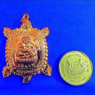 Phra Sangkachai Amulet by Lp Saichon