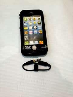 CASE IPHONE 5 WARER PROOF