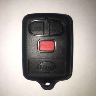 Toyota Car Key Remote Shell Case 3-button