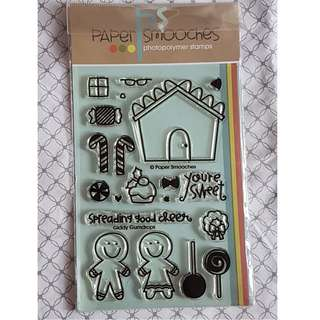 Paper Smooches Giddy Gumdrops Clear Stamps