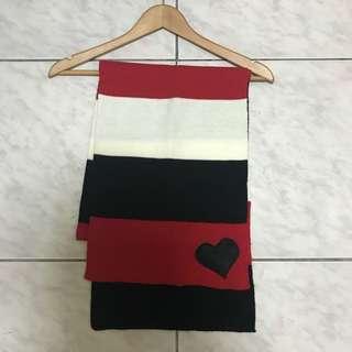 ♡愛麗絲風針織圍巾