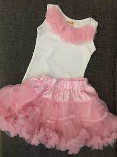 Tutu Dress up to girls of 90cm