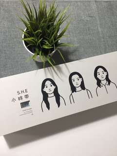 S.H.E 16th Anniversary Limited Edition Cassettes and Player