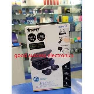XPower ClearX 防水運動藍牙耳機 Bluetooth 香港行貨 原廠一年保養