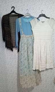 Kimono, gamis, dress