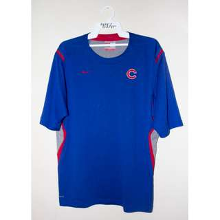 CL0182 Jersi Nike MLB Chicago Cubs