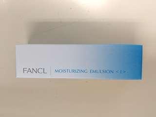 [包郵] FANCL Moisturizing Emulsion I 水盈乳液