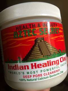 💯Aztec Indian Healing Clay 100g from US