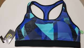 SALE!!! PLUS- Size Top Performance Sports Bra (XXL)