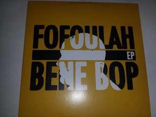 Music CD: Fofoulah–Bene Bop