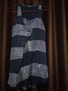 Warehouse sleeveless top