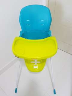 Sweet Heart Baby High Chair