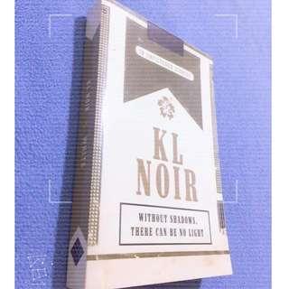 Novel : KL Noir White