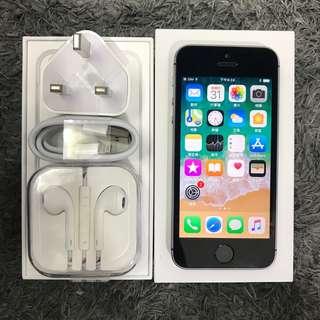 iPhone SE 64GB Spare Grey ZP/A
