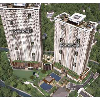 1BR FOR SALE IN ZINNIA TOWERS READY FOR OCCUPANCY