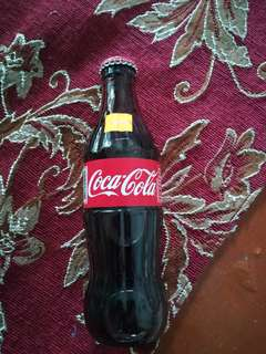 Coca Cola Bottle Glass