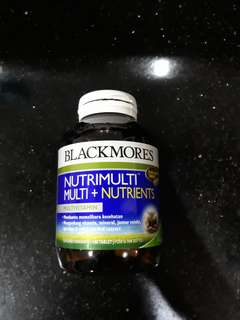 Multivitamin blackmores