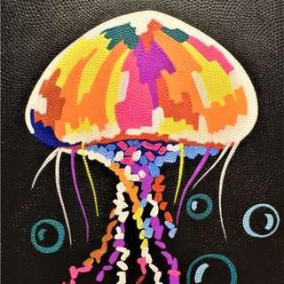 Jellyfish Painting (70cm x 90cm)