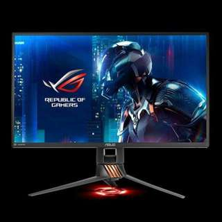 ASUS ROG SWIFT PG27VQ 27 CURVED GAMING MONITOR