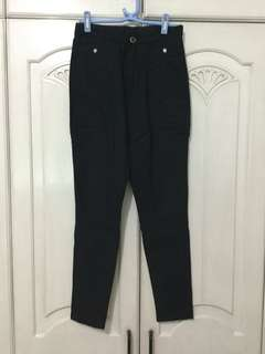High Waist Stretchable Pants