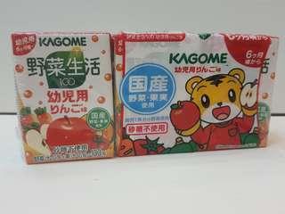 🚚 日本進口巧虎蔬果汁