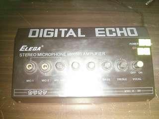 Elega digital echo