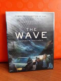 USA Blu Ray Slipcase 3D - The Wave