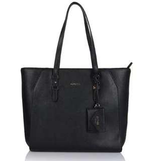 Guess Black Handbag - large