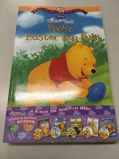 Dr Max 兒童英語讀本Winnie the Pooh 共15本連CD
