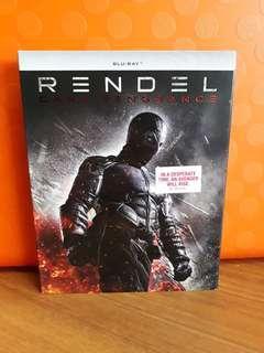 USA Blu Ray Slipcase - Rendel