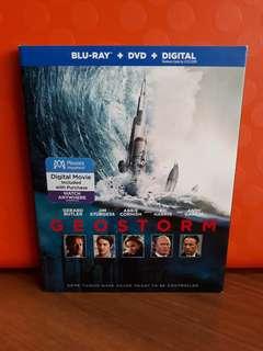 USA Blu Ray Slipcase - GeoStorm