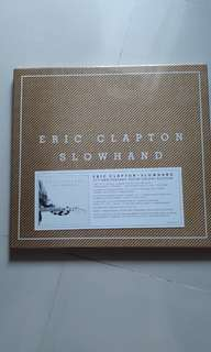 New Eric Clapton Slowhand 35th Anniversary Super Deluxe Edition