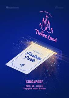 Looking for someone going to twice concert