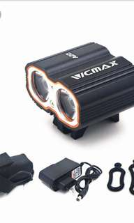 Vicmax a22 headlight