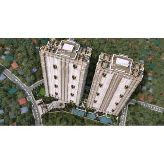 1BR for sale at Brixton Place near SM Megamall by DMCI Homes